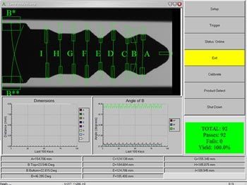 AccuSentry Software - Integration of Datalogic and Cognex